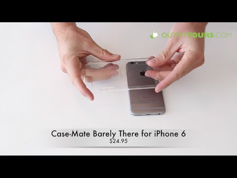 Case Mate Iphone Case Case-mate Barely There Case