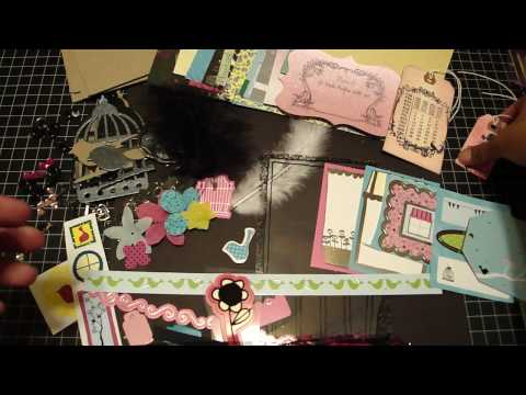 Birdcage Mini Album Kits******SOLD******