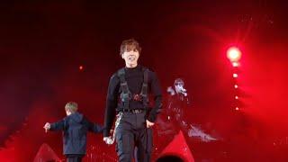 190512 Mic Drop Remix @ BTS 방탄소년단 Speak Yourself Tour in Soldier Field Chicago Concert Fancam