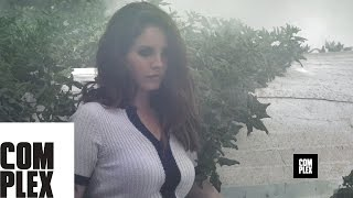 Lana Del Rey Behind The Scenes | Complex Cover Shoot
