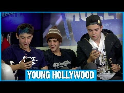 The Janoskians Share Their Best Phone Pics!