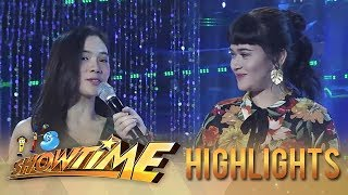 """It's Showtime Miss Q & A: """"Ate Girl"""" longs for Vice Ganda"""