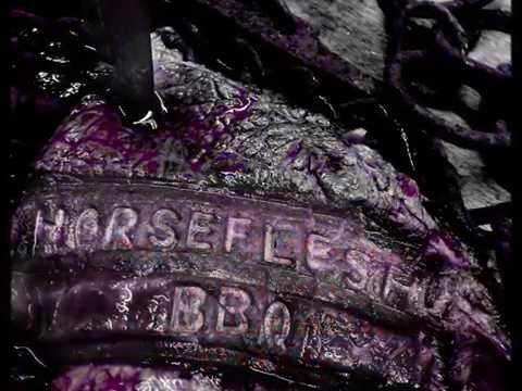 Proll GUNS - Horseflesh BBQ (LYRIC & IMPRESSIONS VIDEO)