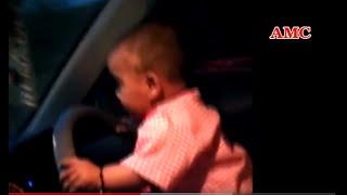 funny kid drive