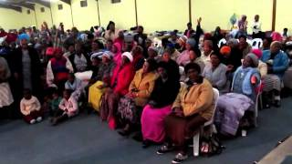 MPUMALANGA YOUTH AFRICAN GOSPEL CHURCH @CIDAVILLE DEC 2014