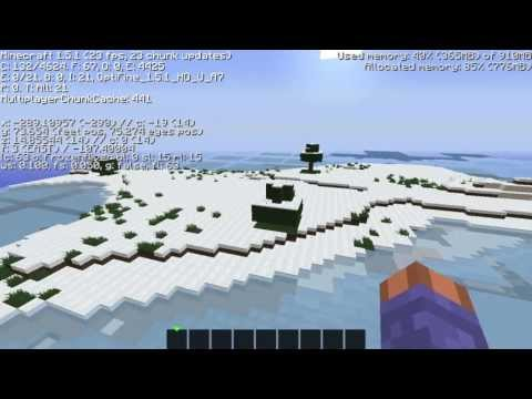 3 Amazing survival island Minecraft seeds 1.5.2