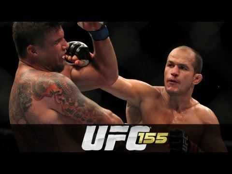 UFC 155: Junior Dos Santos Pre-Fight Interview