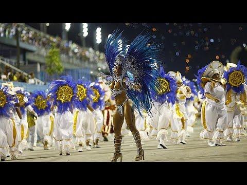 مهرجان ريُّو دي جانيرو ينطلق
