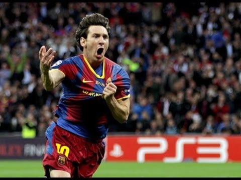 Lionel Messi - Simply The Best
