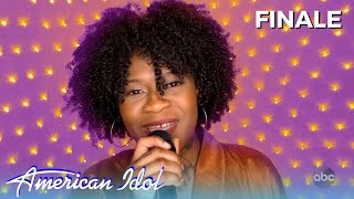 Just Sam: SLAYS a Kelly Clarkson Classic | American Idol Finale