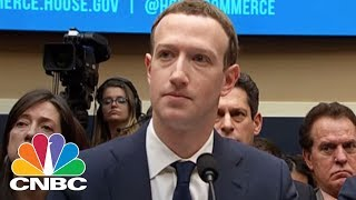 Facebook CEO Mark Zuckerberg: My Personal Data Was Included In Cambridge Analytica Collection | CNBC