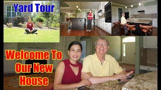 Welcome To Our New House - Its Our House Closing Day - Filipina Married To American Life In America