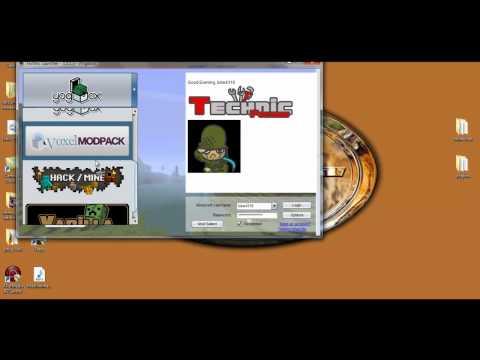 TECHNICPACK PER MINECRAFT SP - TUTORIAL -