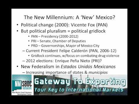 Doing Business in Mexico Part 2: A Brief Economic History