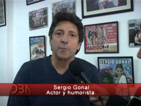 DBA: Programa N° 307: 3 de agosto 2014: El Humor de los Porteños: Sergio Gonal - Actor