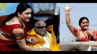 Kushboo Quits DMK With a