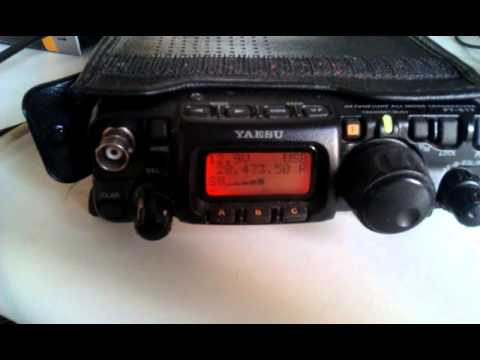 630m 472 KHz VK3XDK Transverter Test Rx by VK2DAG