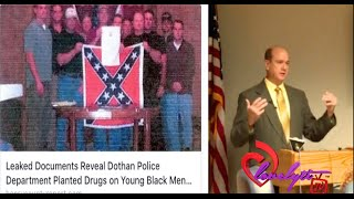 Dothan AL police respond to police corruption cover up