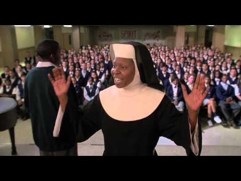 Sister Act Oh Happy Day Hd video