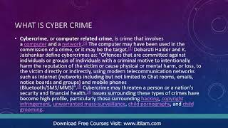 What is Cyber Crime part 2