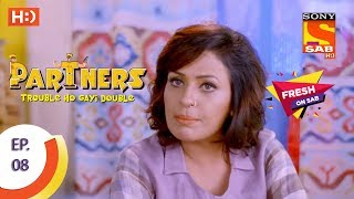 Partners Trouble Ho Gayi Double - Ep 8 - Webisode - 7th December, 2017