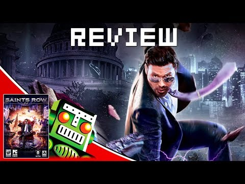 Saints Row IV REVIEW!