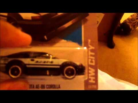 Hotwheels New Cars Part 31-Awesome Finds