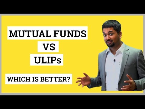 Mutual Funds Vs ULIPs - Which is the better Investment Option? MP3