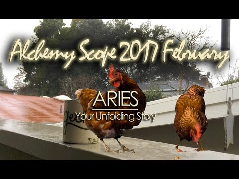 Aries February 2017 | Alchemy Scope for Evolution