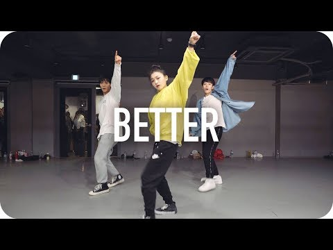 Better - Khalid / Yoojung Lee Choreography