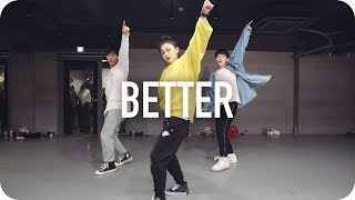 Better Khalid Yoojung Lee Choreography