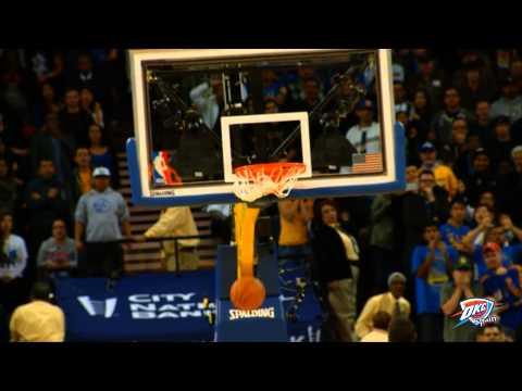 NBA - Promo Oklahoma City Thunder 2013/2014