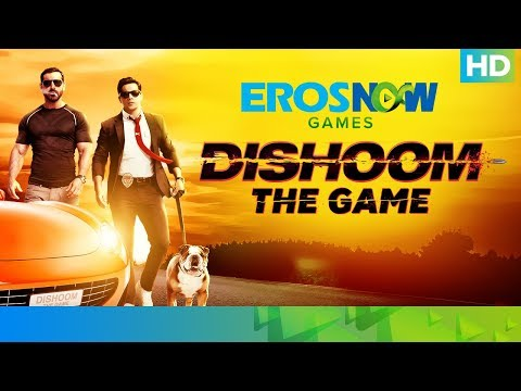 Dishoom - The Game | Download Now On GOOGLE PLAY | Eros Now Games
