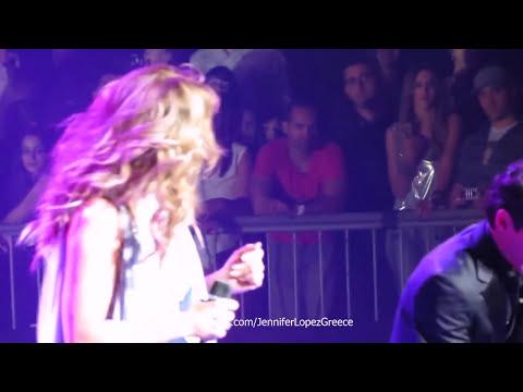 Jennifer Lopez & Marc Anthony - No Me Ames (Dance Again Tour - Puerto Rico 21/12/12) HD