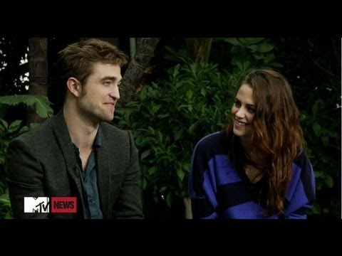 Robert Pattinson and Kristen Stewart First Interview Together Since Scandal!