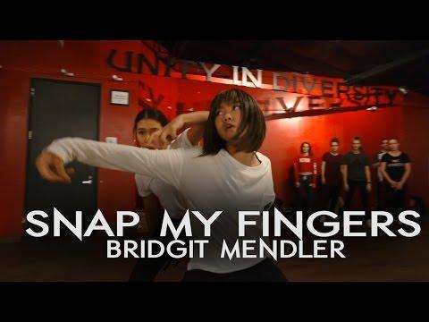 download lagu Bridgit Mendler - Snap My Fingers  Crazy Dance gratis
