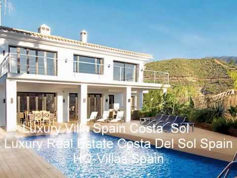 Costa del sol The finest luxury villas Vacation Rentals Marbella