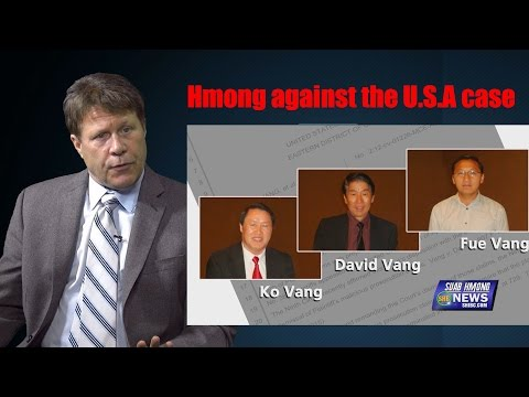 SUAB HMONG NEWS: Latest Updated on the Civil Case 3 Hmong and the United States as 01/05/2016