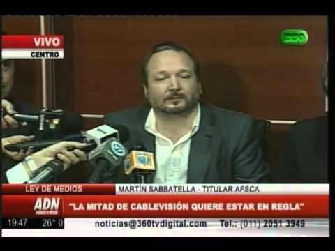 360 TV - Ley de Medios: cuenta regresiva para el 7D