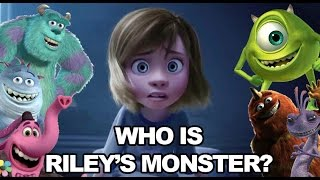 Pixar Theory: Who is Riley