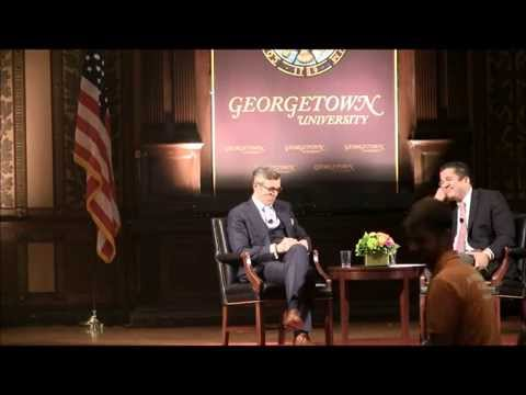 Kashmir: Challenges, Prospects and the Way Forward - Omar Abdullah at Georgetown University