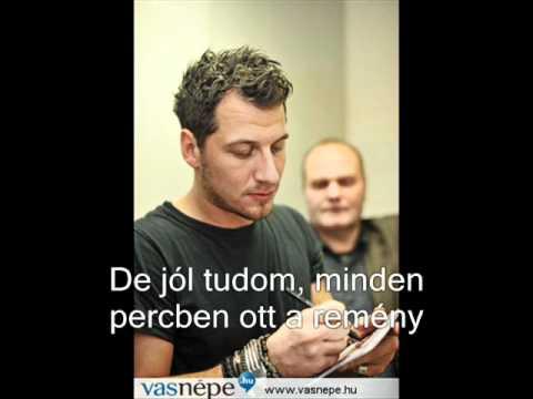 Vastag Csaba - Visz Az Út (szöveggel)