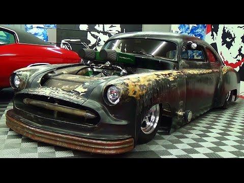 51 Chevy Rat Rod