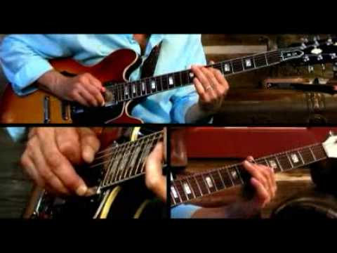 Larry Carlton - 335 Improv - Blues Guitar Lessons - Introduction