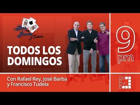 Rey con Barba y Tudela: José Cavassa, PPK, Vizcarra, Violeta y Meche Aráoz - SEP 09 - 1/5   Willax