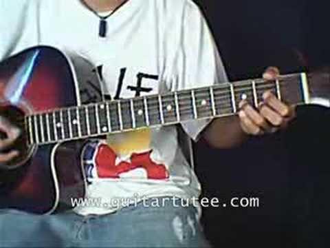 Bright Lights (of Matchbox 20, by www.guitartutee.com)