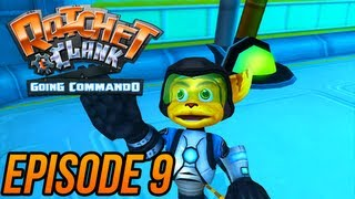 Ratchet and Clank 2: Going Commando (HD Collection) - Episode 9