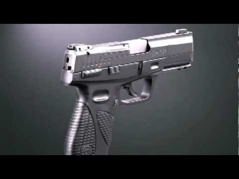 Taurus Armas - Pistola - PT 24/7 G2