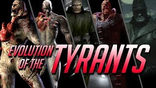 Tyrant Resident Evil 2 Remake Mr X Analysis