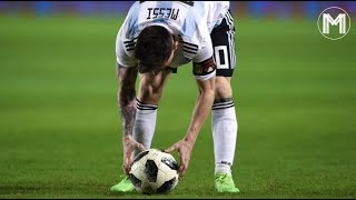 Lionel Messi - The Last Chance - World Cup Russia 2018 - HD